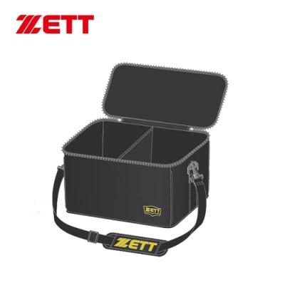 ZETT 手套專用箱 黑 BAT-77