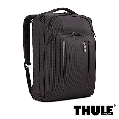Thule Crossover 2 Laptop Bag 15.6 吋三用側背包 - 黑色