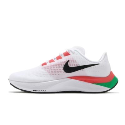 Nike Air Zoom Pegasus 37 EK 女慢跑鞋-白-DD9481100