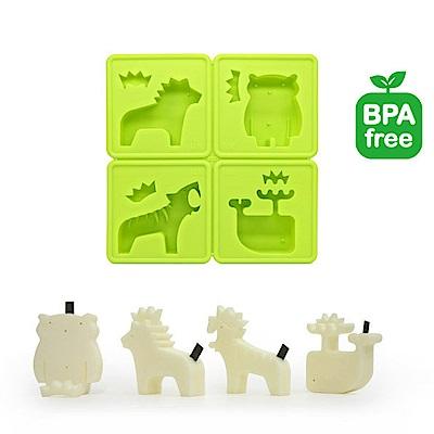 eeeek 艾克魔塊 可愛動物造型模組-超值兩入組