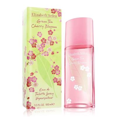 ARDEN 雅頓 綠茶櫻花香水 Green Tea Cherry Blossom100ml EDT-國際航空版