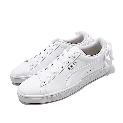 Puma 休閒鞋 Basket Bow SB 穿搭 女鞋