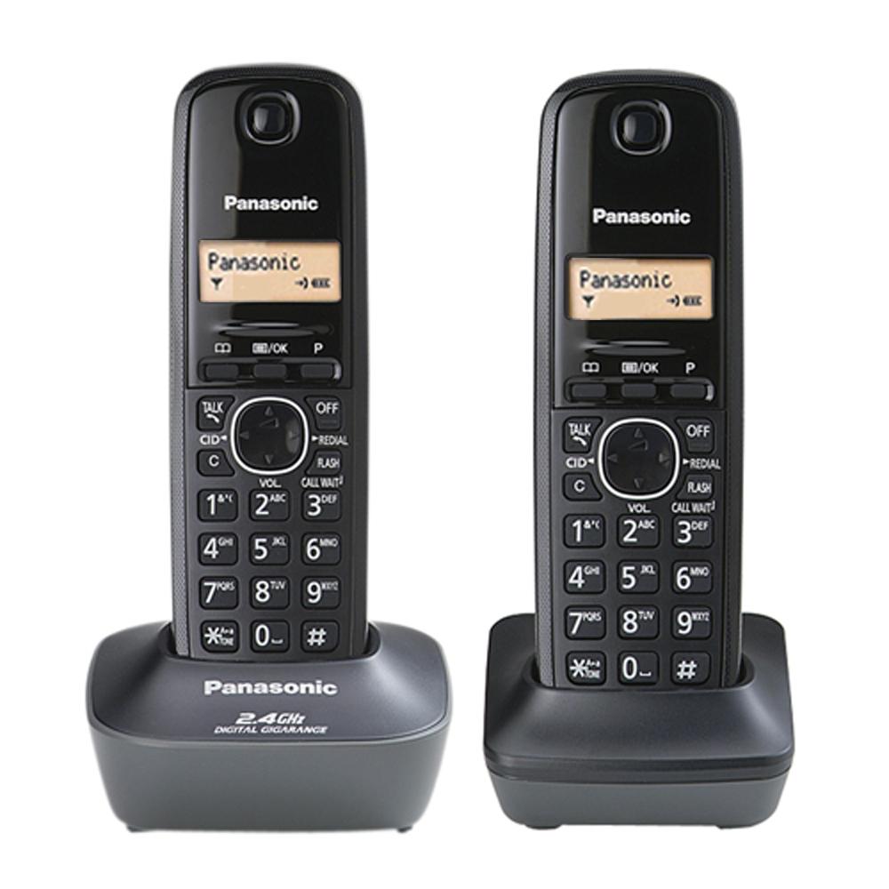 Panasonic 國際牌 數位高頻雙手機無線電話 KX-TG3412