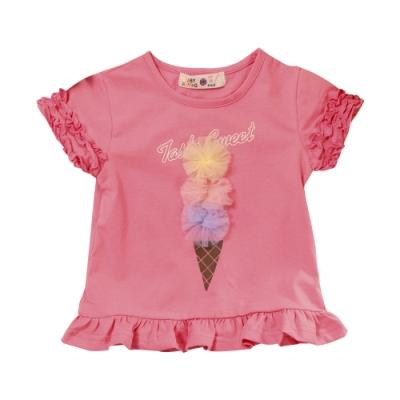 女童短袖上衣  k51267 魔法Baby