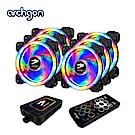 Archgon RGBCF26 Hanabi 60 PWM RGB 電競風扇組(6入)