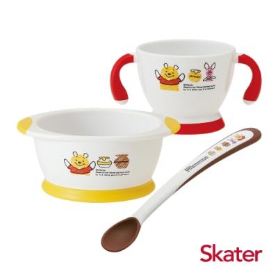 Skater幼童雙耳杯+餐碗+湯匙 (維尼)