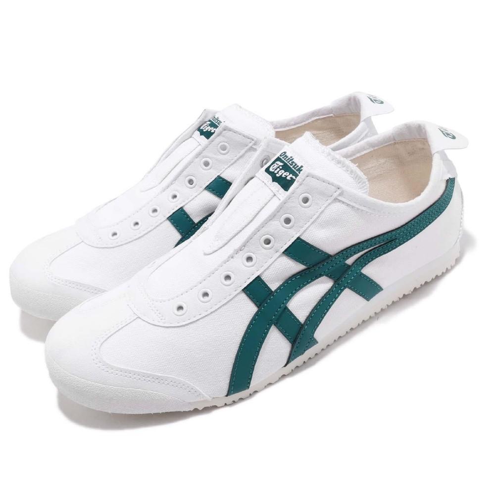 Asics 休閒鞋 Mexico 66 Slip-On 男女鞋