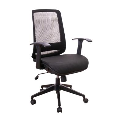 韓菲-布魯尼無頭枕尼龍網座辦公椅DIY-65x57x100~108cm(六色可選)
