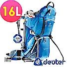 【ATUNAS 歐都納】德國DEUTER 行動嬰兒背架背包18L(36514藍/深藍)