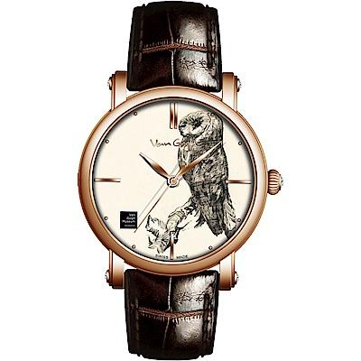 梵谷Van Gogh Swiss Watch梵谷經典名畫男錶(Gent 11-1)