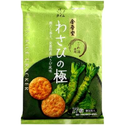 金吾堂 芥末風味米果(102g)