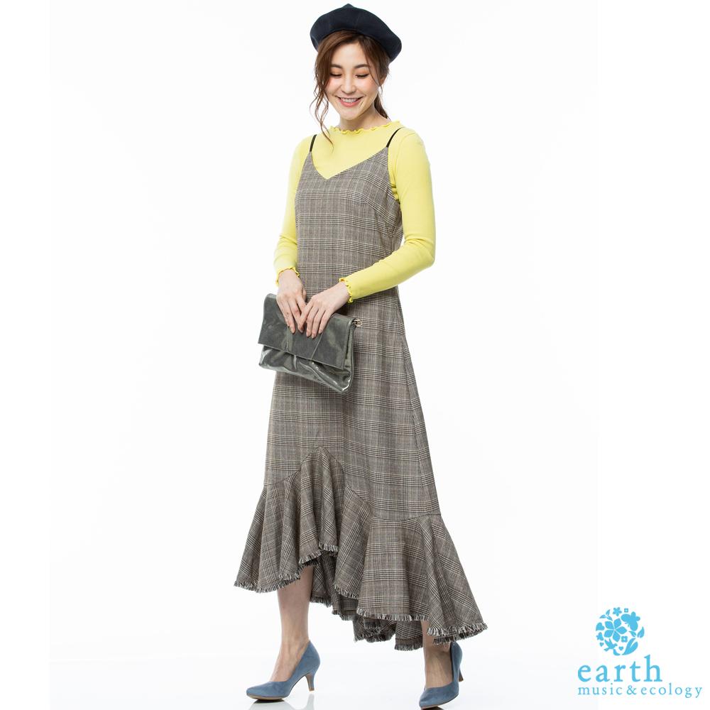 earth music 細肩帶魚尾洋裝