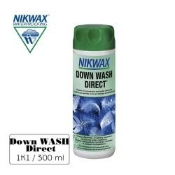 【NIKWAX】浸泡式羽毛清洗劑 1K1《300ml》