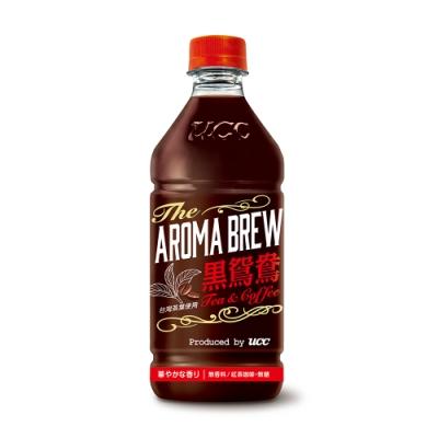 UCC AROMA艾洛瑪-黑鴛鴦(525mlx4入)