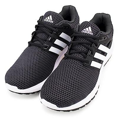 ADIDAS-男慢跑鞋BY1924-黑