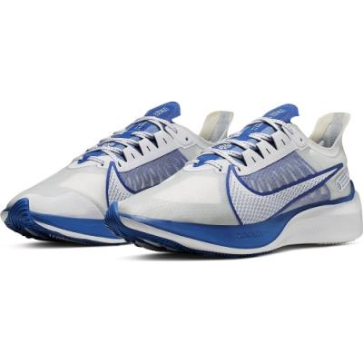 NIKE 運動鞋 氣墊 避震 慢跑 男鞋白藍 BQ3202100 ZOOM GRAVITY