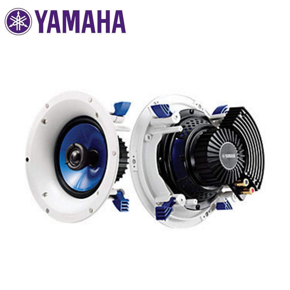 YAMAHA NS-IC600 崁入式圓形喇叭(1組2支) 台灣山葉公司貨