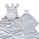 美國 Angel Dear 動物嬰兒安撫巾 (黑白斑馬)