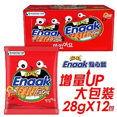 Gemez Enaak 韓式小雞麵-香辣味(28gx12包)
