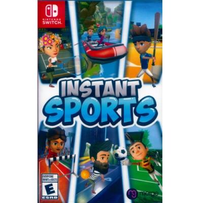 即時運動 Instant Sports - NS Switch 中英文美版