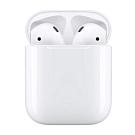 Apple AirPods 藍芽無線耳機 搭配有線充電盒 (MV7N2TA/A) -第二代