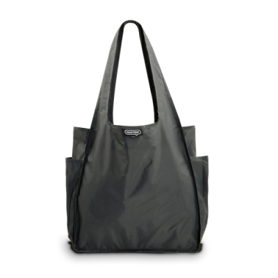 murmur A4環保購物袋│深灰