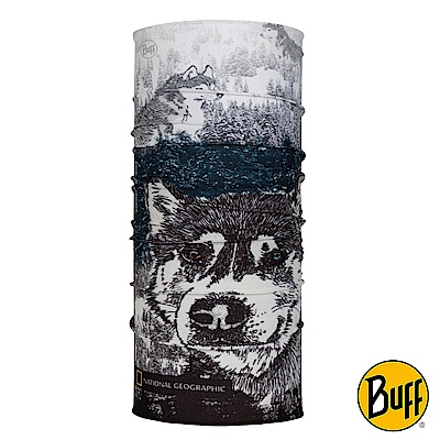 《BUFF》Plus經典頭巾-國家地理-狼族傳奇 BF118369-744