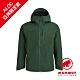 【Mammut 長毛象】Ayako Pro HS Hooded Jacket AF GTX 防水連帽外套 綠樹林 男款 #1010-27550(*網路限定款) product thumbnail 1