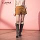 【CUMAR】簡約斜紋布-短褲(二色) product thumbnail 1