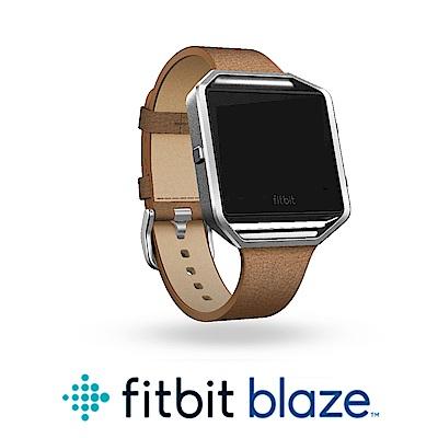 Fitbit Blaze 細皮革錶帶