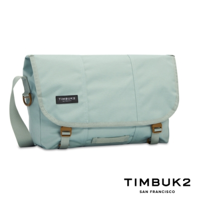 Timbuk2 Flight Classic Messenger 13 吋輕量經典郵差包 - 淡青色