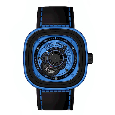SEVENFRIDAY P1-4 潮流新興瑞士機械腕錶