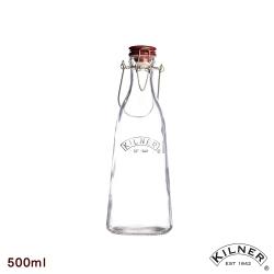 KILNER 扣式復古玻璃瓶 0.5L