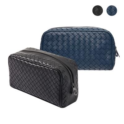 【BOTTEGA VENETA】BV 頂級編織NAPPA羊皮方形手拿包(多款任選)