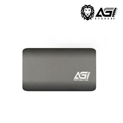 時時樂 AGI 亞奇雷 1TB 外接SSD 攜帶式固態硬碟