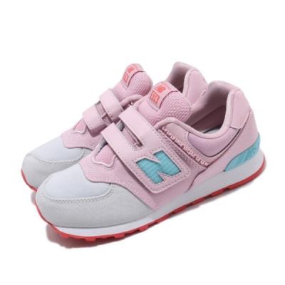 New Balance 休閒鞋 YV574DMRW 寬楦 童鞋