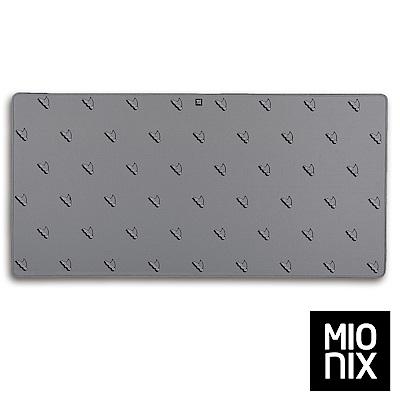 【MIONIX】 Desk Pad Shark Fin 專業級電競桌墊(鯊魚灰)