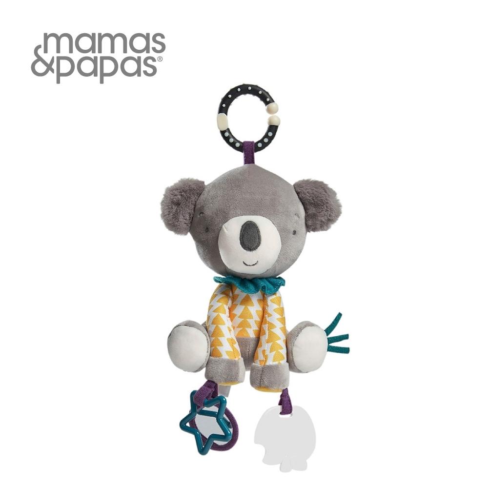 【Mamas & Papas】無尾熊瞌瞌(搖鈴吊飾玩偶)
