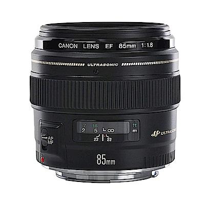 CANON EF 85mm F1.8 USM (平行輸入)