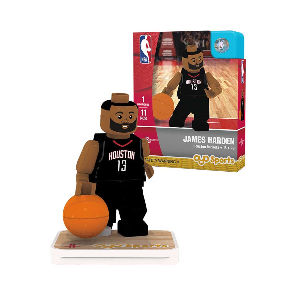 OYO Sports NBA 球員公仔 火箭隊 James Harden product image 1