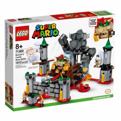樂高LEGO 超級瑪利歐系列 - LT71369 庫巴魔王的城堡對決