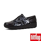 FitFlop F-SPORTY II SEQUIN LEATHE-黑