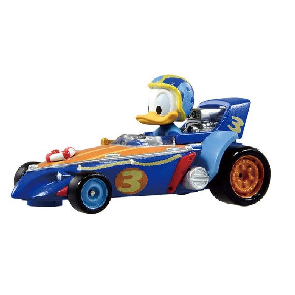 任選TOMICA 唐老鴨小車 MRR-02 米奇妙妙車隊DS11990迪士尼小汽車