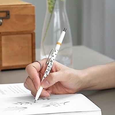 ICONIC 復古職人0.5自動鉛筆-E點點點