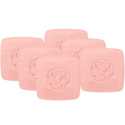 【即期品】HABA 無添加主義 北海道海洋胎盤皂(55g)(無中標版)*6