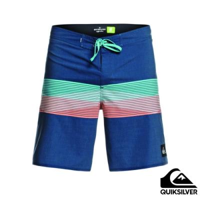 【QUIKSILVER】HIGHLINE SEASONS 19 衝浪褲 藍色