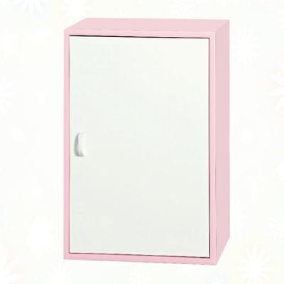 文創集 蘇菲亞 環保1.3尺南亞塑鋼開門置物櫃/收納櫃-40x31x60cm免組
