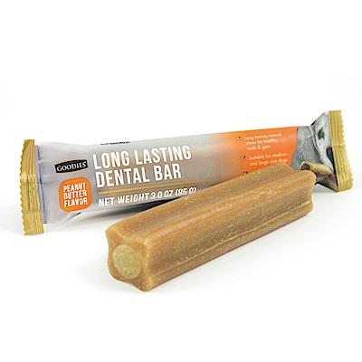 寵愛物語-Denta Spiral耐嚼型潔牙棒 花生奶油風味 單支(3包組)