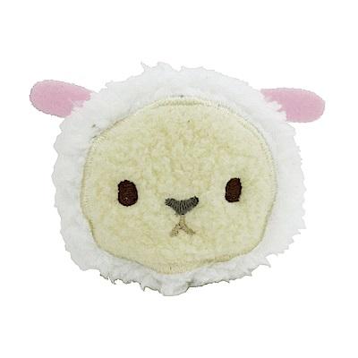 動物樂園公仔螢幕擦護 腕墊。小綿羊 UNIQUE