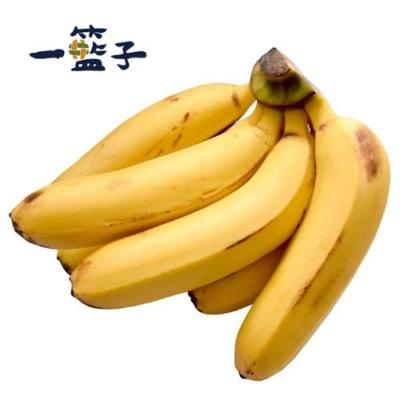 一籃子‧旗山特級安全香蕉,共6把
